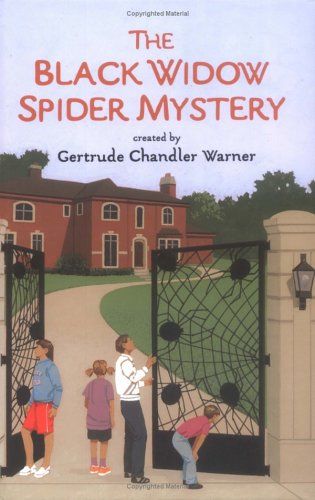 9780807555439: The Black Widow Spider Mystery (Boxcar Children Special)