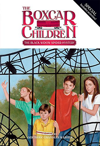 9780807555446: The Black Widow Spider Mystery (The Boxcar Children Mystery & Activities Specials)