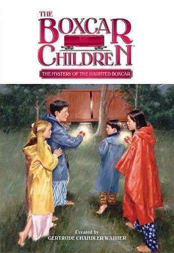 9780807555538: The Mystery of the Haunted Boxcar (The Boxcar Children Mysteries)