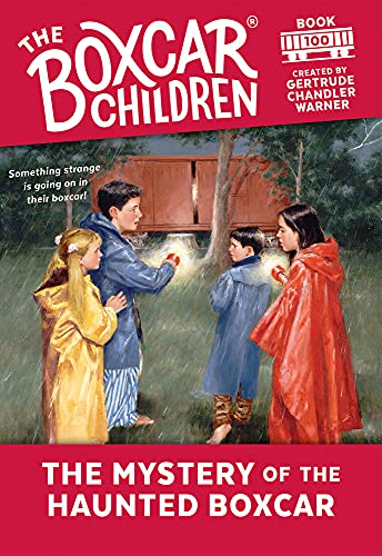 9780807555545: The Mystery of the Haunted Boxcar (The Boxcar Children Mysteries)