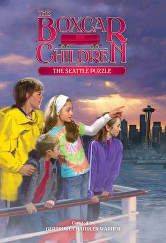 9780807555606: The Seattle Puzzle (The Boxcar Children Mysteries)