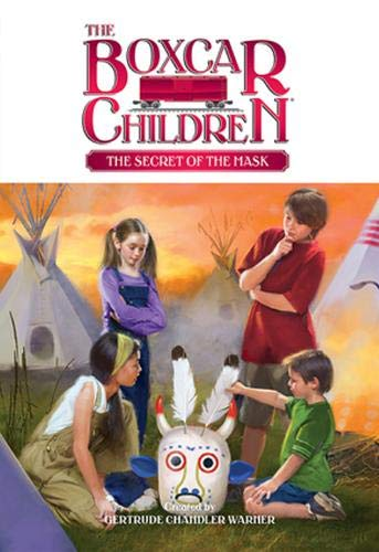 The Secret of the Mask (The Boxcar Children Mysteries)