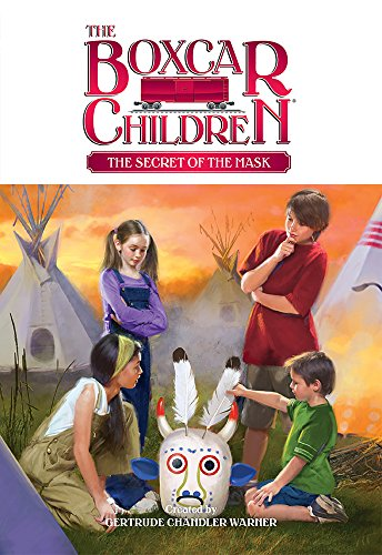 The Secret of the Mask (The Boxcar Children Mysteries #110)