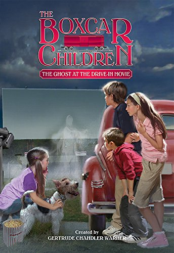 9780807555781: The Ghost at the Drive-In Movie (The Boxcar Children Mysteries)