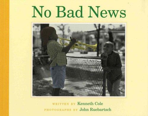 No Bad News (Albert Whitman Prairie Books): Cole, Kenneth