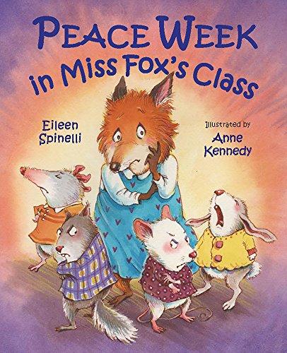 9780807563793: Peace Week in Miss Fox's Class