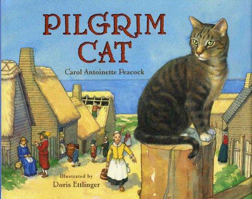 Pilgrim Cat: Peacock, Carol Antoinette