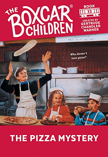 The Pizza Mystery (The Boxcar Children Mysteries)