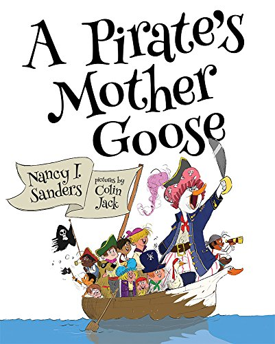 9780807565599: A Pirate's Mother Goose