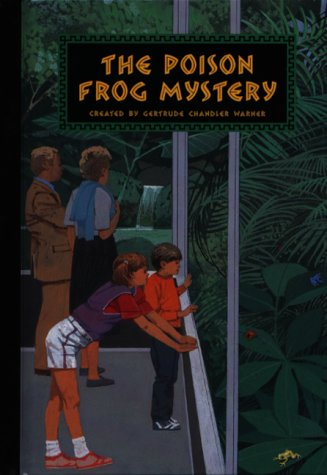 9780807565865: The Poison Frog Mystery (Boxcar Children Mysteries)