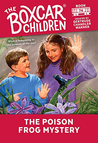 9780807565872: The Poison Frog Mystery (The Boxcar Children Mysteries)