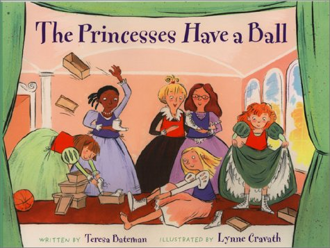 9780807566268: The Princesses Have a Ball