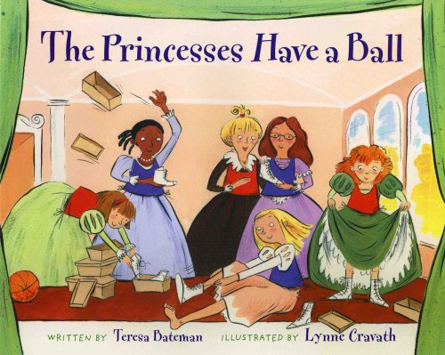 9780807566282: The Princesses Have a Ball