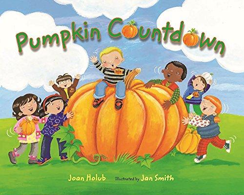 Pumpkin Countdown (0807566608) by Joan Holub