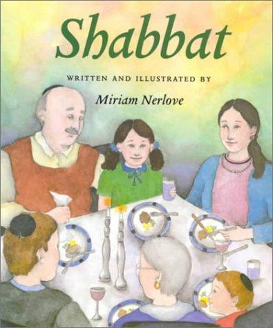 Shabbat: Nerlove, Miriam