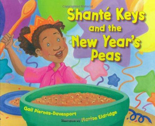 9780807573303: Shanté Keys and the New Year's Peas