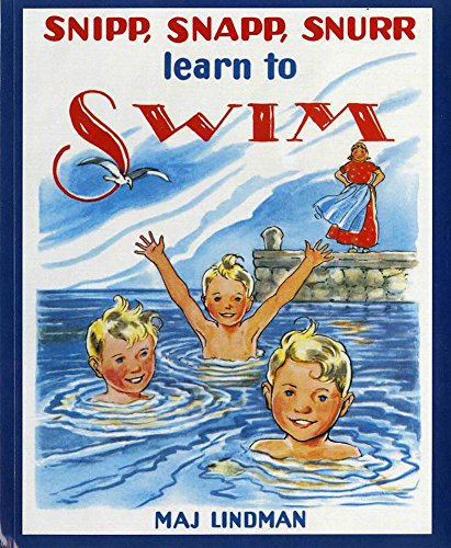9780807574942: Snipp, Snapp, Snurr Learn to Swim