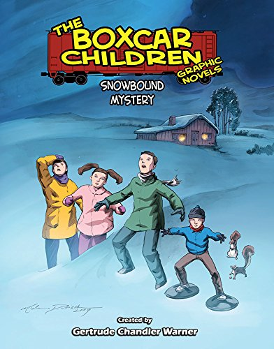 9780807575154: Snowbound Mystery (The Boxcar Children Graphic Novels)