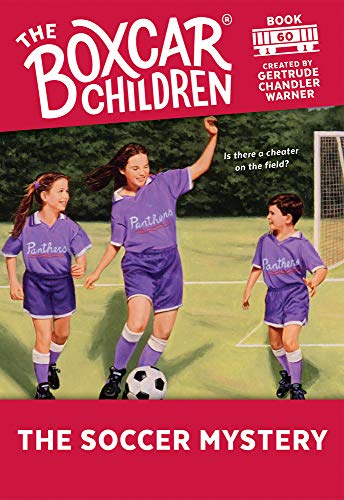 9780807575277: The Soccer Mystery (The Boxcar Children Mysteries)