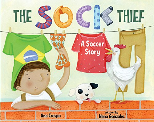 9780807575383: The Sock Thief