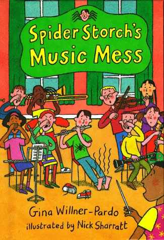 9780807575833: Spider Storch's Music Mess