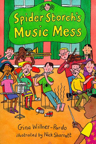 9780807575840: Spider Storch's Music Mess