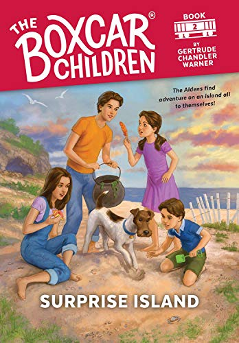 9780807576731: Surprise Island (The Boxcar Children Mysteries)