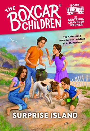 9780807576748: Surprise Island (The Boxcar Children Mysteries)