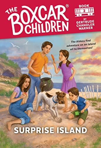 Surprise Island (Boxcar Children Series, No 2): Gertrude Chandler Warner