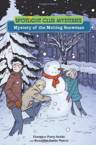 9780807577059: Mystery of the Melting Snowman (Spotlight Club)