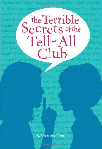 9780807577998: The Terrible Secrets of the Tell-All Club