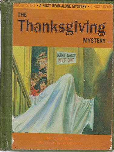 9780807578209: The Thanksgiving Mystery (First Read-alone Mysteries)