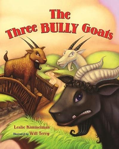 The Three Bully Goats: Leslie Kimmelman