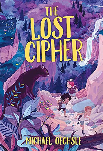 The Lost Cipher (Paperback)