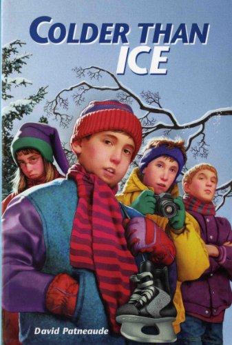 9780807581360: Colder Than Ice (Albert Whitman Prairie Books)