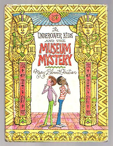 9780807583029: The Undercover Kids and the Museum Mystery (First Read-Alone Mysteries)