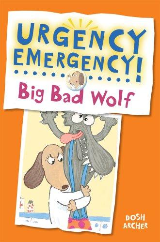 Big Bad Wolf (Hardback)