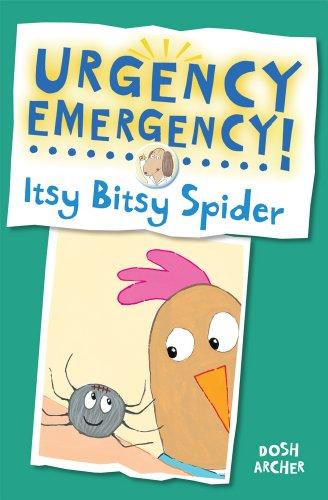 9780807583586: Itsy Bitsy Spider (Urgency Emergency!)