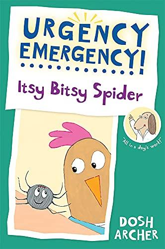 9780807583609: Itsy Bitsy Spider (Urgency Emergency!)