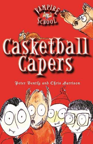 9780807584637: Vampire School: Casketball Capers (Book 1)