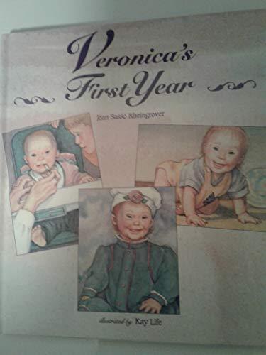 Veronica's First Year (A Concept Book): Jean Sasso Rheingrover
