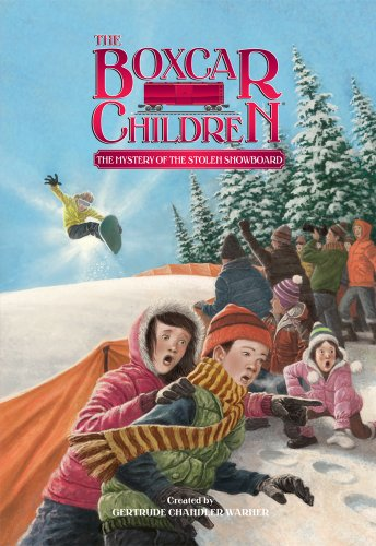 9780807587287: The Mystery of the Stolen Snowboard (The Boxcar Children Mysteries)
