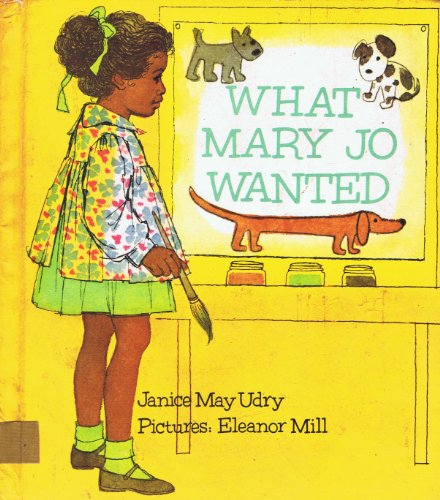 What Mary Jo Wanted (9780807588482) by Janice May Udry