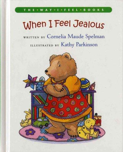 9780807588864: When I Feel Jealous (The Way I Feel Books)