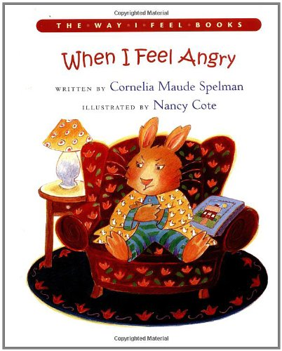 9780807588888: When I Feel Angry (The Way I Feel Books)