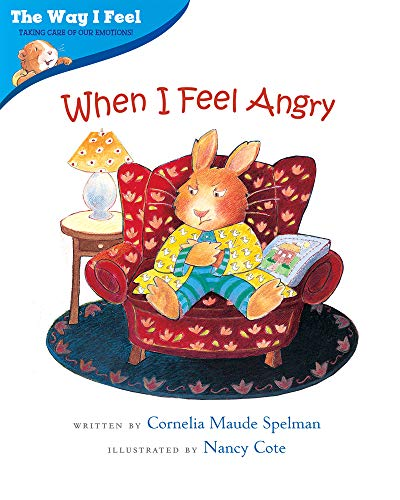 9780807588970: When I Feel Angry (The Way I Feel Books)