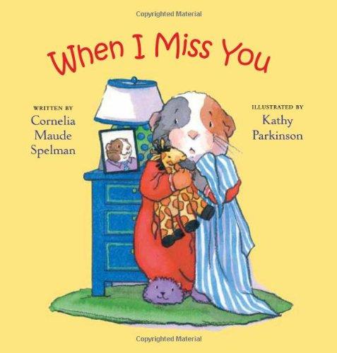 9780807589045: When I Miss You (Way I Feel Books)