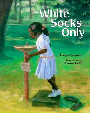 9780807589557: White Socks Only