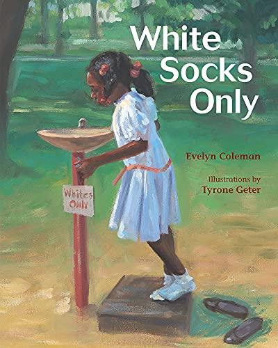 9780807589564: White Socks Only (Albert Whitman Prairie Paperback)