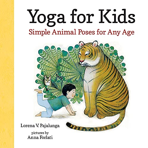 9780807591727: Yoga for Kids: Simple Animal Poses for Any Age